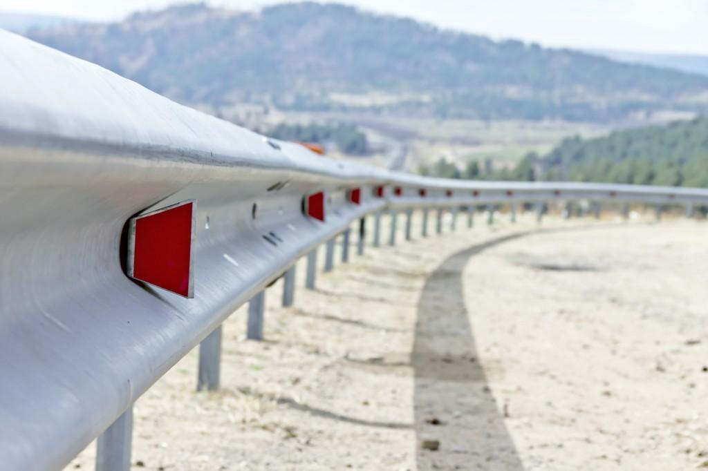 Highway Guard Rail, Globe Fence & Railings